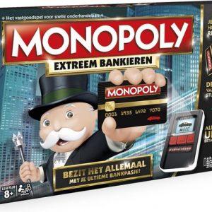 Monopoly Extreem Bankieren – Bordspel