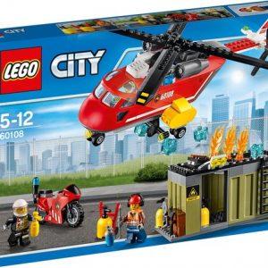 LEGO City Brandweer Inzetgroep