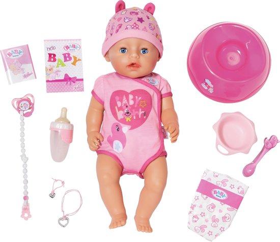 BabyBorn interactieve pop