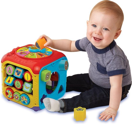 VTech Baby Activiteiten Kubus