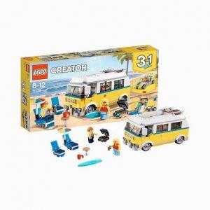 Lego Creator bus